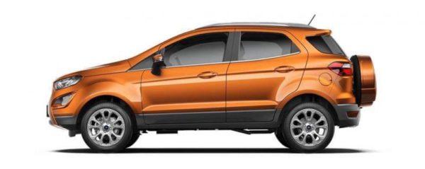 Ford Ecosport cam